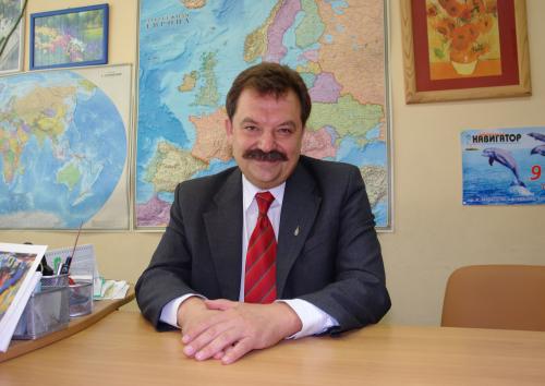 Поздравляем с днем рождения председателя Союза журналистов Новосибирской области Андрея Челнокова!