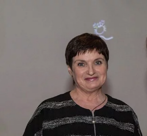 Поздравляем с днем рождения председателя Сахалинского регионального отделения Союза журналистов России Любовь Касьян