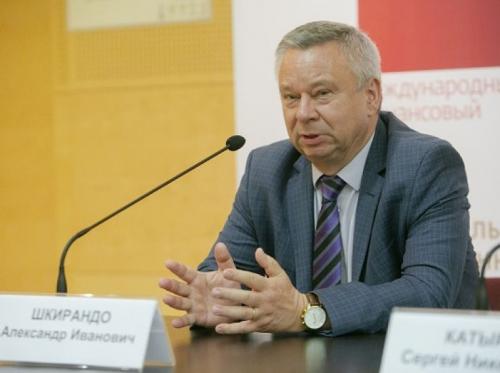 Поздравляем с днём рождения директора по связям с общественностью и СМИ ТПП РФ Александра Шкирандо