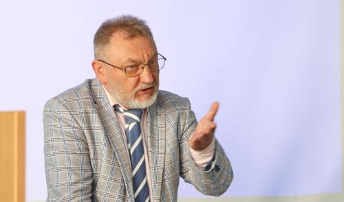 Поздравляем руководителя ТРО Союзного государства Николая Ефимовича  с присвоением почётного звания «Заслуженный журналист РФ»